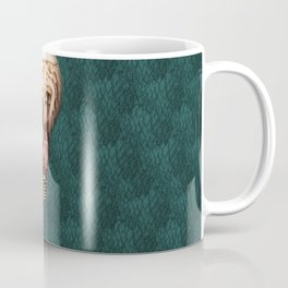 Trapped In This Idea - Rustic Coffee Mug