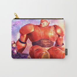 Big Hero 6 - Hiro Hamada and Baymax Carry-All Pouch