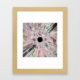 Shutstain Framed Art Print