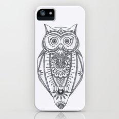 O W L - B&W Slim Case iPhone (5, 5s)