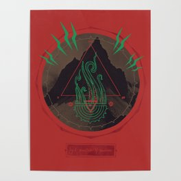 Mountain of Madness Poster