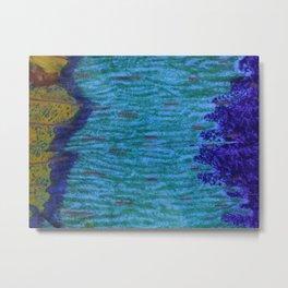 Tapestry 009 Metal Print
