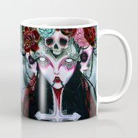 coven Mugs featuring Coven by Kao Lee Thao @InnerSwirl.com