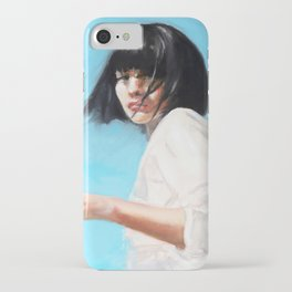 South of the Border, West of the Sun iPhone Case