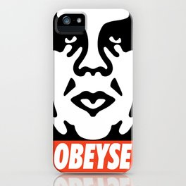 OBEYSE iPhone Case
