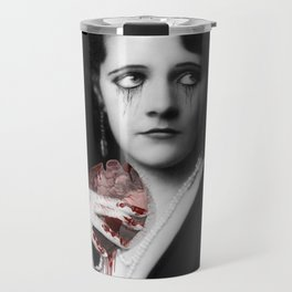Suffering Heart Travel Mug