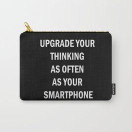 Smartphone Tech Inspiration Carry-All Pouch