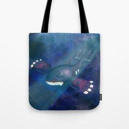 Kyogre One. Tote Bag
