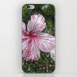 Fabulous hibiscus iPhone Skin