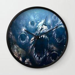 Pirana Wall Clock