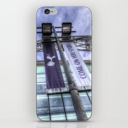 Come on You Spurs Wembley Stadium iPhone Skin