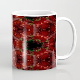 Concave Stature Pattern 3 Coffee Mug