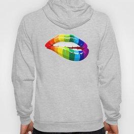 Rainbow Lips | LGBT Pride Hoody