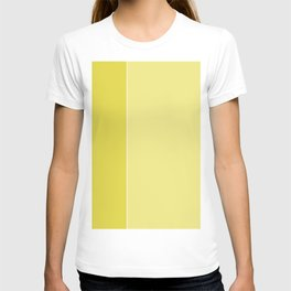 Yellow Lines T-shirt