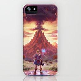 Death Mountian iPhone Case