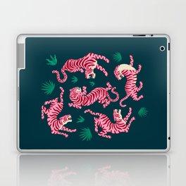Night Race: Pink Tiger Edition Laptop & iPad Skin