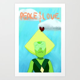 Is there anything thats worth more Art Print