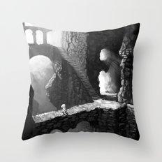 Delve Throw Pillow