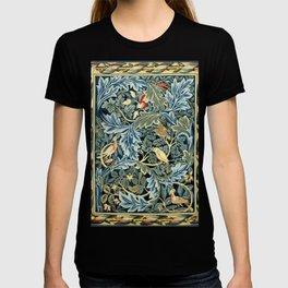 William Morris Birds and Acanthus T-shirt