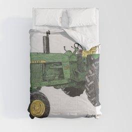 John Deere's 4020 Comforters