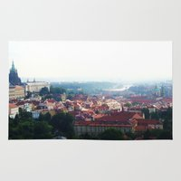 prague Area & Throw Rugs featuring Prague by Fallon Chase