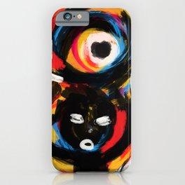 Anthropogonie iPhone Case