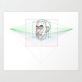 Dario Art Print