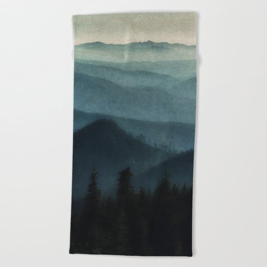 Foothills Beach Towel