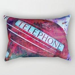 telephone Rectangular Pillow