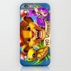 Kakuna Rattata Slim Case iPhone 6s