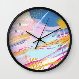Totemo Genki Wall Clock