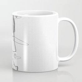 Lossless soul. Coffee Mug