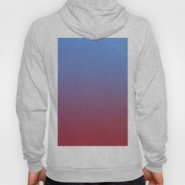 NO FUTURE - Minimal Plain Soft Mood Color Blend Prints Hoody
