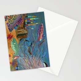 Divers Stationery Cards