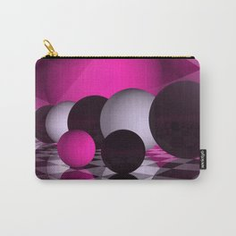 3D - abstraction -115- Carry-All Pouch