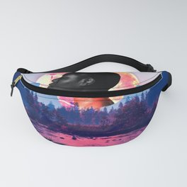 Mother nature devastation Fanny Pack