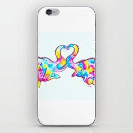 Endless Love iPhone Skin