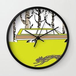 Pleasant Ridge Wall Clock