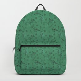 North Woods Origami Backpack