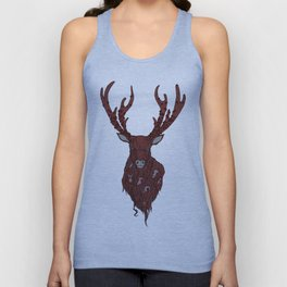 The Stag Unisex Tank Top