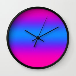 Re-Created Twilight3 by Robert S. Lee Wall Clock