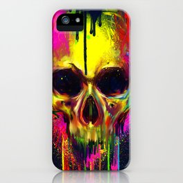 Skull Candy iPhone Case