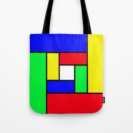 Game of colours Tote Bag