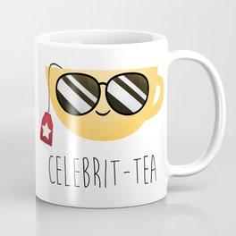 Celebrit-tea Coffee Mug