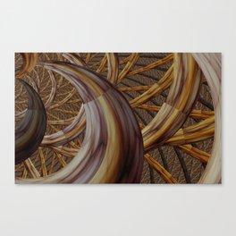 Harvest horn Canvas Print