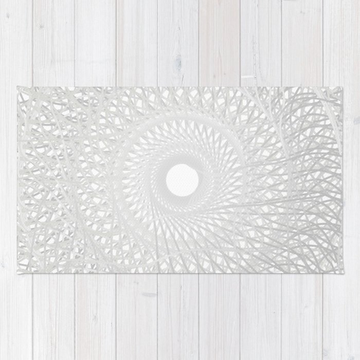 Tapestry Grey Mandala #society6 #decor #buyart #artprint Rug