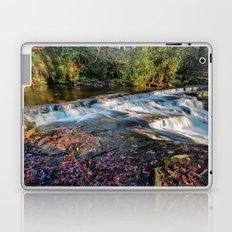 Rivelin Valley Falls II Laptop & iPad Skin