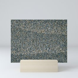 Gray Sand Mini Art Print