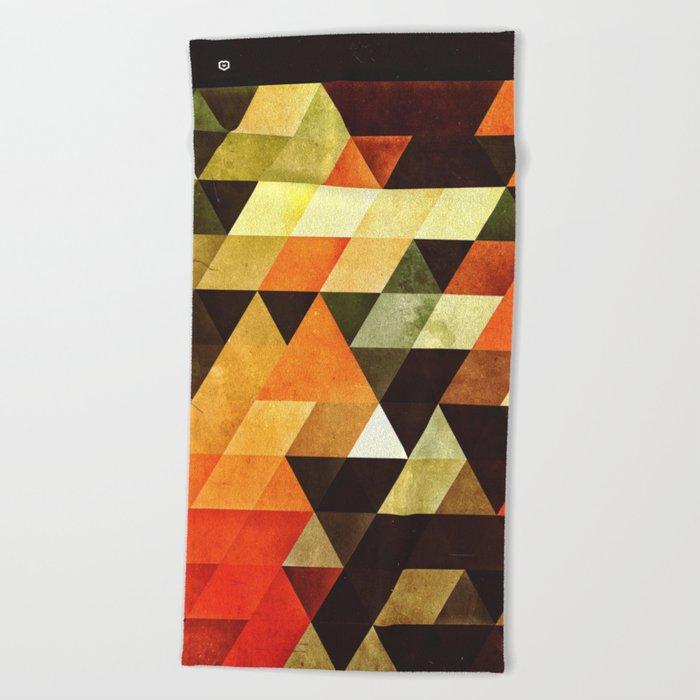 Syvynty Beach Towel