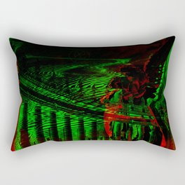 Angels and Pillars Rectangular Pillow